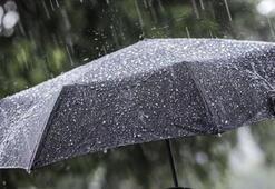 Meteorolojiden Mersin ve Antalya için aşırı yağış uyarısı Hava durumu bugün nasıl olacak İl il hava durumu raporu...