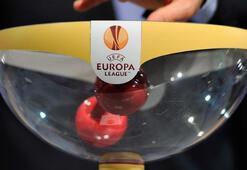 Son dakika - UEFA Avrupa Ligi kura çekildi İşte eşleşmeler...