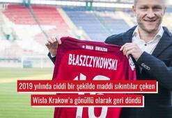 İşte Jakub Blaszczykowski ile Wisla Krakow arasındaki özel bağ...