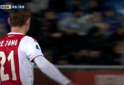 Bir göz atalım | Frenkie de Jongun PEC Zwolleye attığı harika gol