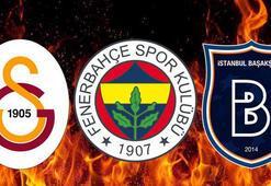 Son Dakika | Fenerbahçe, Galatasaray ve Başakşehir karşı karşıya İspanyol yıldız için...