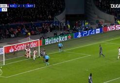 Tagliaficonun Bayern Münihe attığı son dakika golü