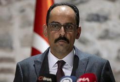 Sözcü Kalın: İzmirde zararlar en kısa sürede telafi edilecek