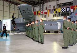 İlk deniz karakol uçağı P-72 göreve başladı