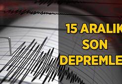 AFAD - Kandilli son depremler görüntüle   Bugün deprem mi oldu