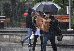 Son dakika... Meteorolojiden 3 il için şiddetli yağış uyarısı