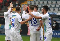 Rizespor-Eskişehirspor: 3-0