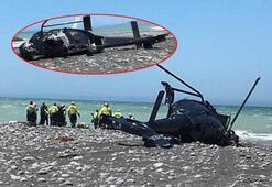 Son dakika... Yeni Zelandada helikopter düştü: Ölü ve yaralılar var