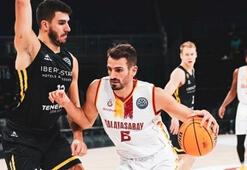 Galatasaray, sahasında Tenerifeye kaybetti