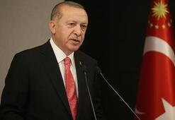 Son dakika: Cumhurbaşkanı Erdoğandan ABye olumlu adım mesajı
