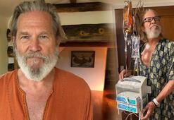 Kanser tedavisi gören Jeff Bridges'in son hali
