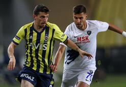 Fenerbahçe-Karacabey Belediyespor: 1-0