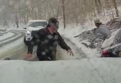 ABDde şiddetli kar yağışı ölümlere neden oldu