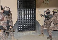 SİHA ile etkisiz hale getirilen teröristin iş birlikçisi 5 kişiye gözaltı