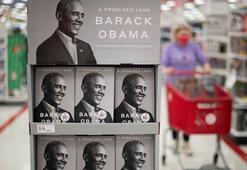 Obamanın kitabı A Promised Land bir ayda 3 milyondan fazla sattı