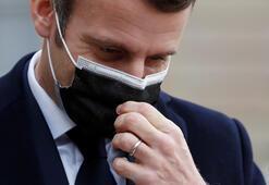 Son dakika: Macron koronavirüse yakalandı