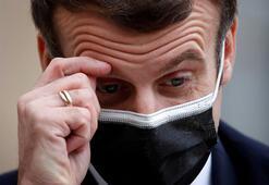Son Dakika: Macronun beti benzi attı Koronavirüs testi...