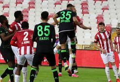 Sivasspor - Giresunspor: 1-0