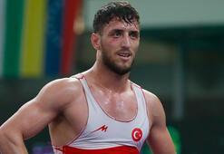 Milli güreşçi Haydar Yavuz gümüş madalya kazandı