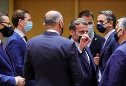 Fransa Cumhurbaşkanı Macron, Kovid-19a AB Zirvesinde yakalanmış olabilir