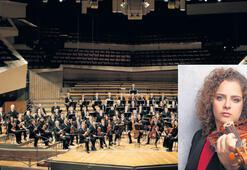 Berlin Filarmoni'ye Türkiye'den seçilen ilk isim Hande Küden: Orkestranın  yüzde 98'inin onayını aldım