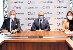 VakıfBank'tan 'yeşil konutlara' kredi