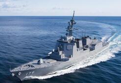 Japonyada iki savaş gemisi Aegis füzeleriyle donatılacak