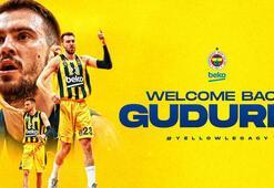 Son Dakika | Fenerbahçe Beko, Marko Gudurici resmen açıkladı