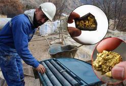 Erzurumda altın madeni bulundu