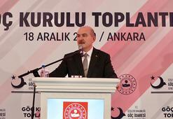 Bakan Soylu: Göçü doğru yöneten ülke kazançlı çıkacaktır
