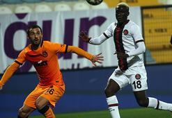 Fatih Karagümrük - Galatasaray: 2-1