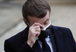 Koronavirüse yakalanan Macron son durumunu açıkladı