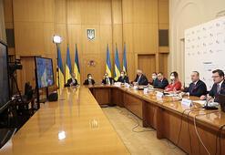 Ukrayna-Türkiyeden ortak bildiri İş birliği vurgusu...