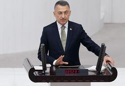 Cumhurbaşkanı Yardımcısı Oktaydan Doğu Akdeniz açıklaması: Kurulan oyunları birer birer bozarız