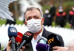 Ahmet Nur Çebi: Hiç kimse Beşiktaşın hocasına x diye hitap edemez. Burası Beşiktaş