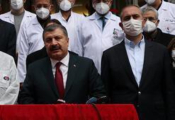 Son Dakika Haber: Sağlık Bakanı Koca Gaziantepteki facianın sebebini açıkladı