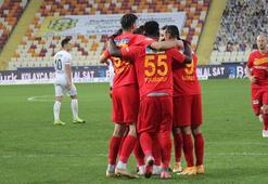 Yeni Malatyaspor - Kasımpaşa: 2-0