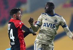Gaziantep FK - Fenerbahçe: 3-1