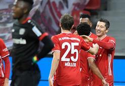 Bayern Münihte Lewandowski attı, liderlik geldi