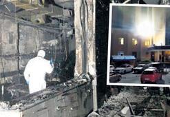 Yoğun bakımda patlama: 10 ölü