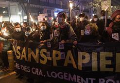 Fransada halkın yüzde 60ı Cumhurbaşkanı Macrondan memnun değil
