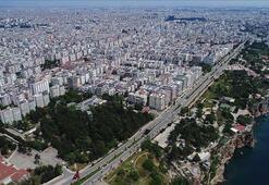 Konut fiyatı artışında Antalya, birinci