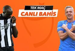 Beşiktaş-BB Erzurumspor canlı bahis heyecanı Misli.comda