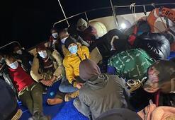 Yunanistan ölüme terk etti 38 kaçak göçmen kurtarıldı