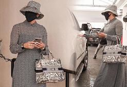 Jennifer Lopez cilt doktoru çıkışında görüntülendi