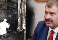 Son dakika... Gaziantepteki patlama Bakan Kocadan ihmal iddialarına yanıt