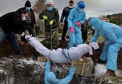 İranda 177 kişi daha yaşamını yitirdi