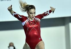 Son dakika - Milli cimnastikçi Göksü Üçtaş Şanlıdan altın madalya