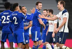 Leicester City, Premier Ligde ikinciliğe yükseldi