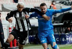 Beşiktaş - BB Erzurumspor: 4-0